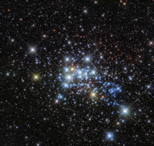 Hubble Hones In on a Hypergiant's Home