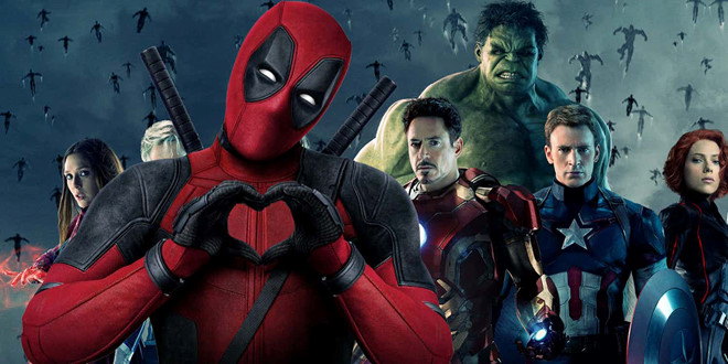 Ryan Reynolds Wants An R-Rated 'Deadpool' And 'Avengers' Crossover