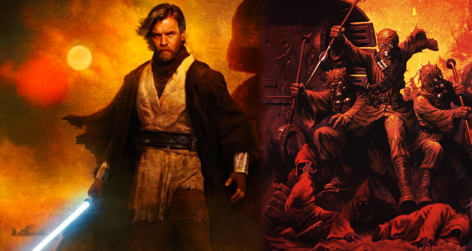 The Maste Himself, Obi-Wan Kenobi Movie is in the Works!