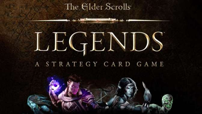 Elder Scrolls Legend Is Changing it Up!